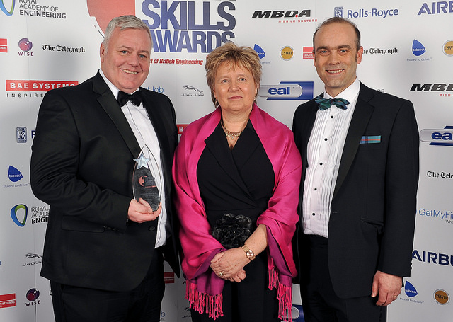 Ayrshire-college-training-partner-winner