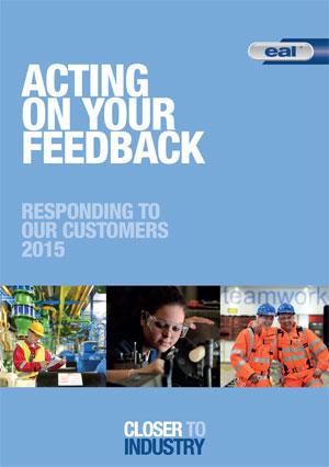 Customer Satisfaction 2015 Brochure